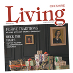 Knutsford Guardian: cheshire living cover nov 2017