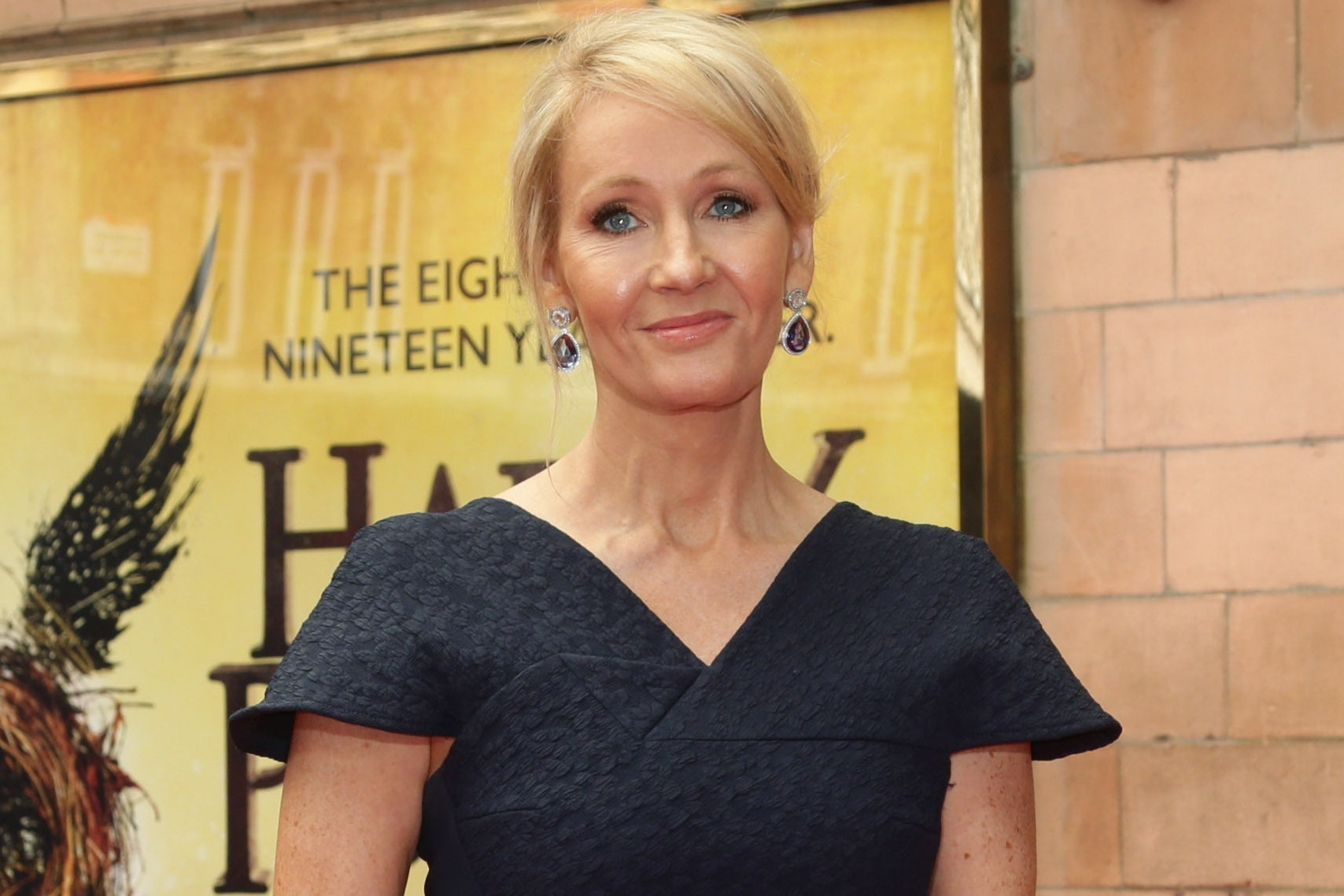 JK Rowling defends Johnny Depp casting in Fantastic Beasts (Yui Mok/PA)