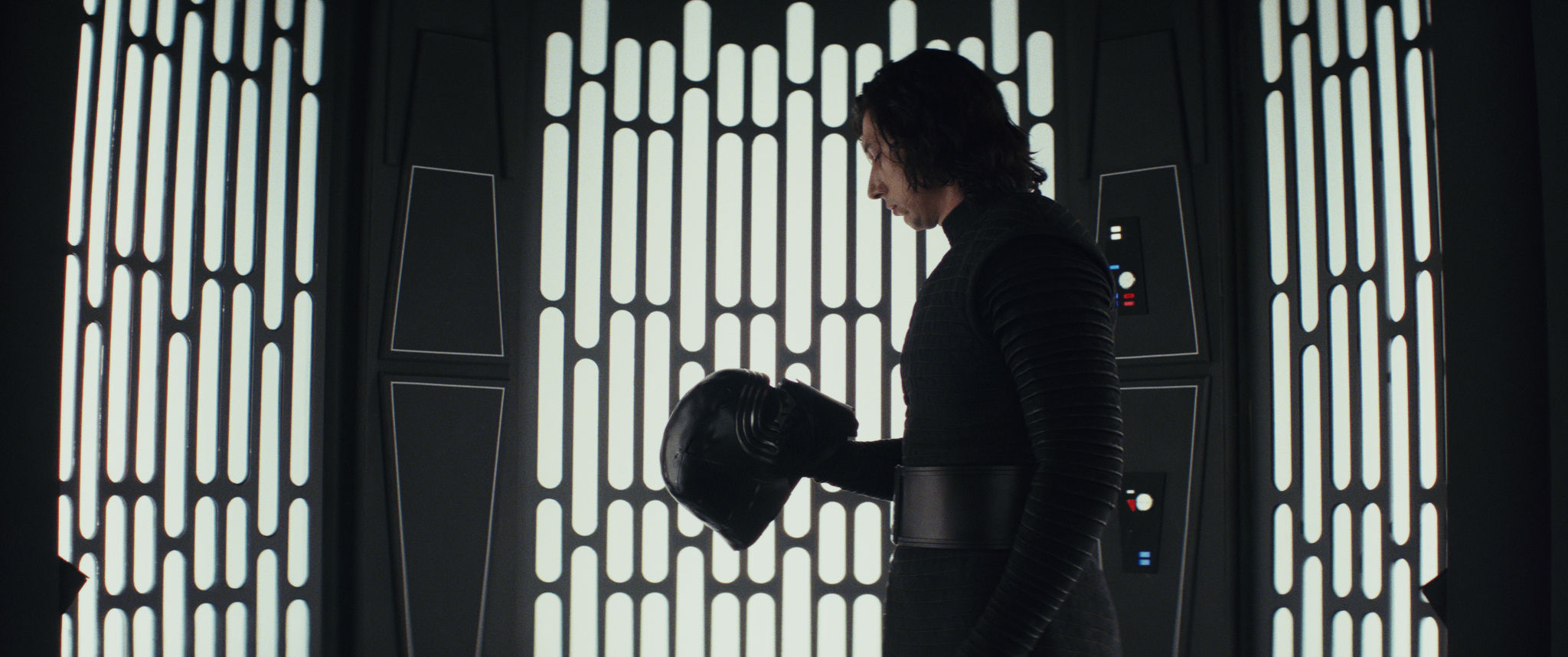Adam Driver is exceptional as the conflicted Kylo Ren in The Last Jedi