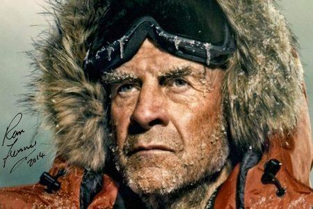 Knutsford Guardian: Sir Ranulph Fiennes