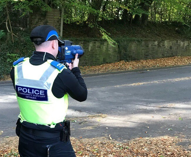 A PCSO uses the TruCam device