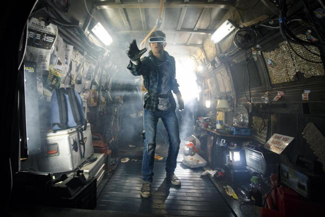 Spielberg's Ready Player One