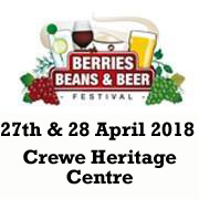 Berries, Beans & Beer - the drinks festival with a twist!