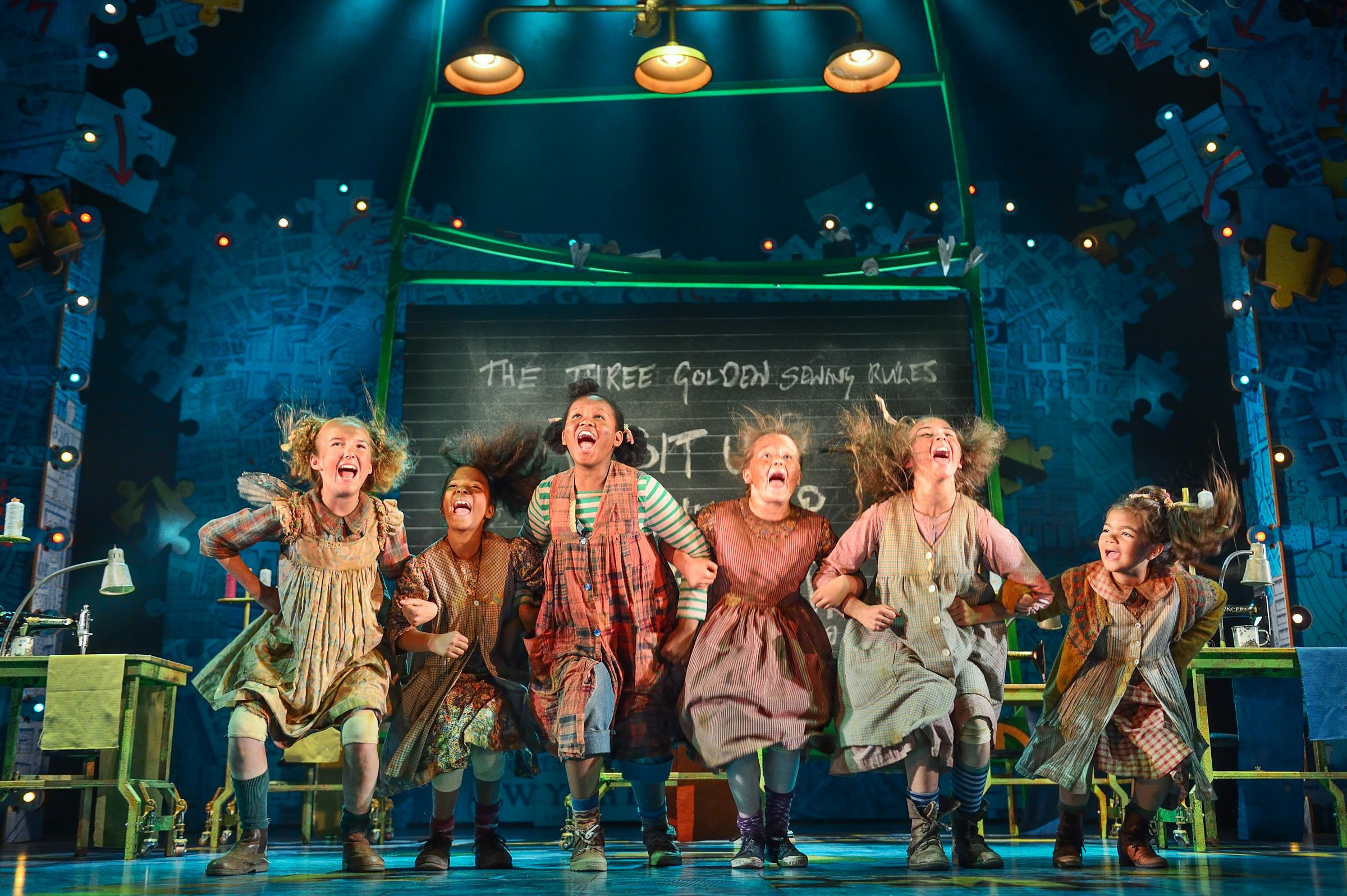 Annie to return to Manchester and Liverpool after extended West End run