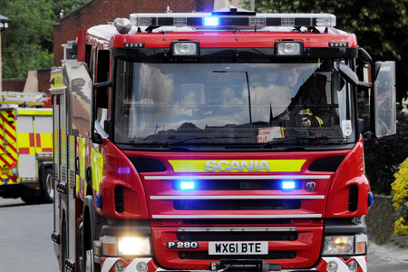 Police launch investigation after bonfire in High Legh