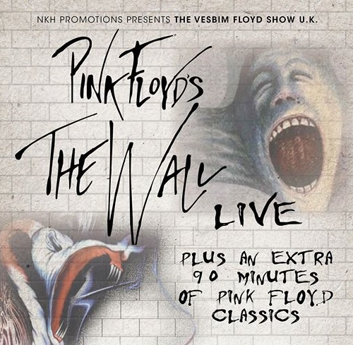 Pink Floyd's The Wall Live