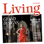Knutsford Guardian: Cheshire Living Cover 2018 Autumn