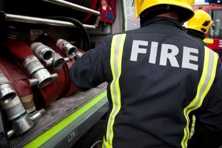 Residents above hair salon evacuated as firefighters find chemical leak