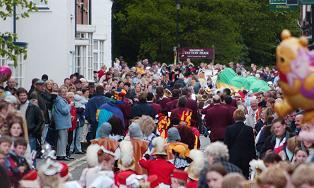 Knutsford set for Royal May Day