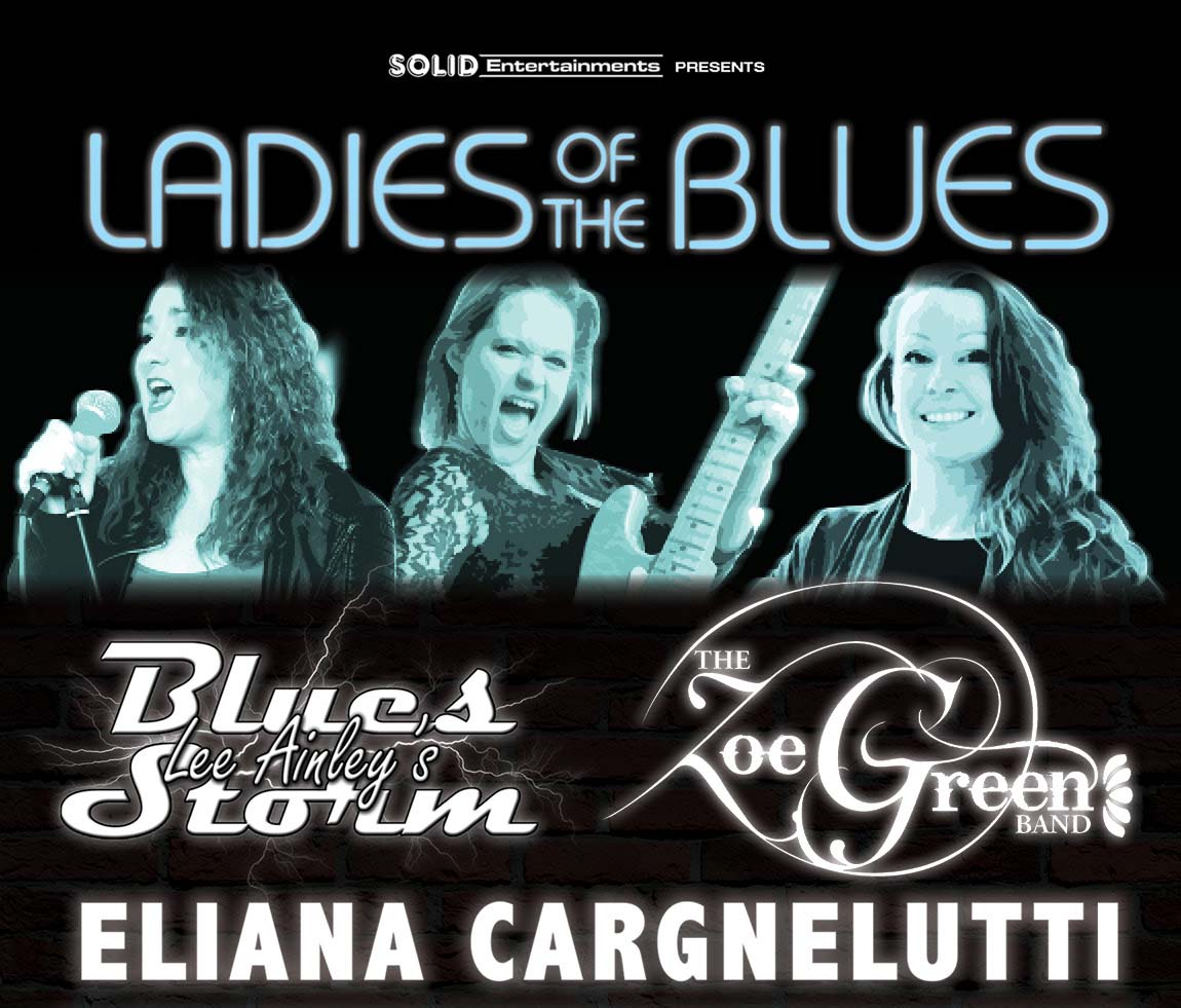 Ladies Of The Blues UK Tour 2018