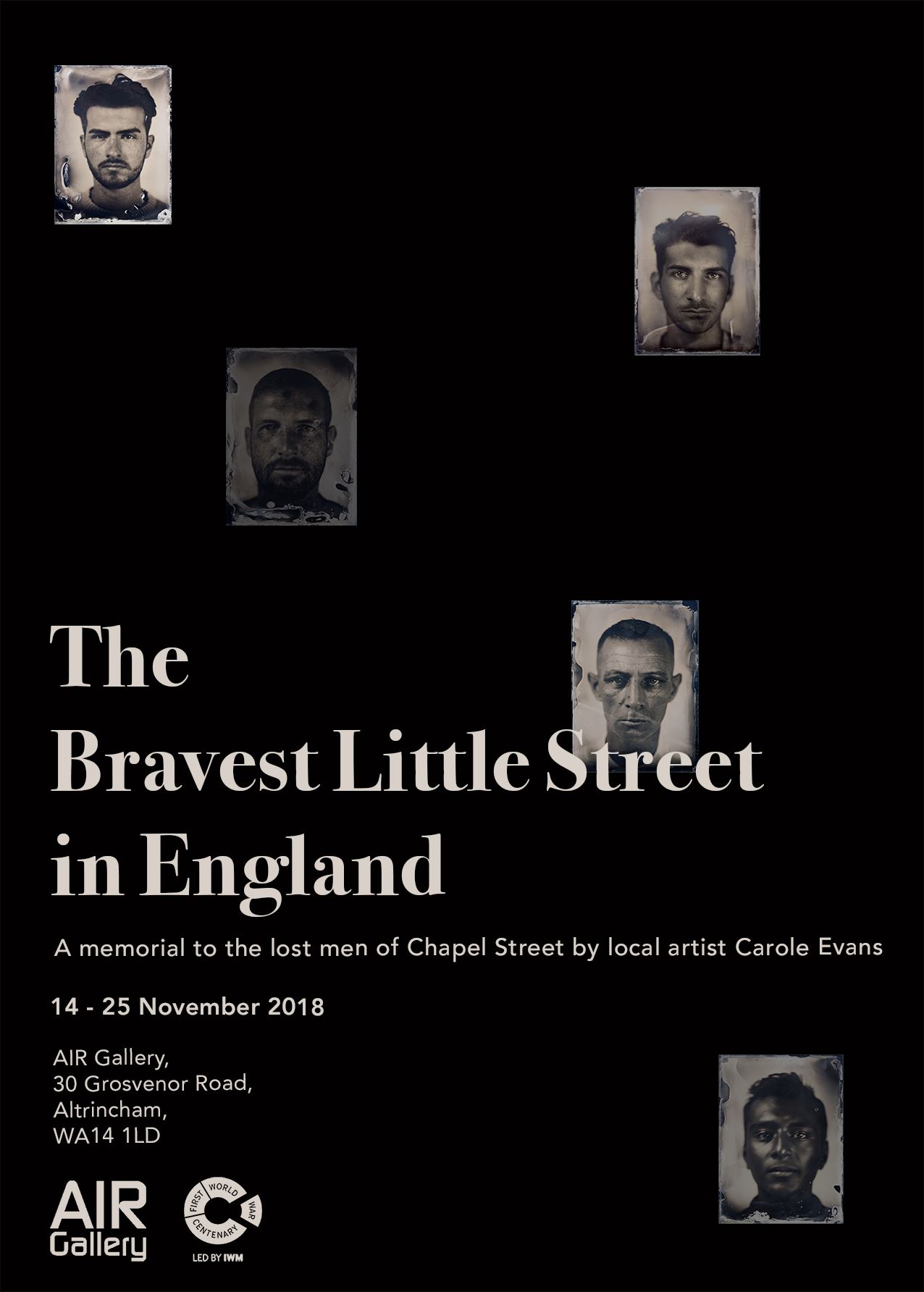 The Bravest Little Street in England