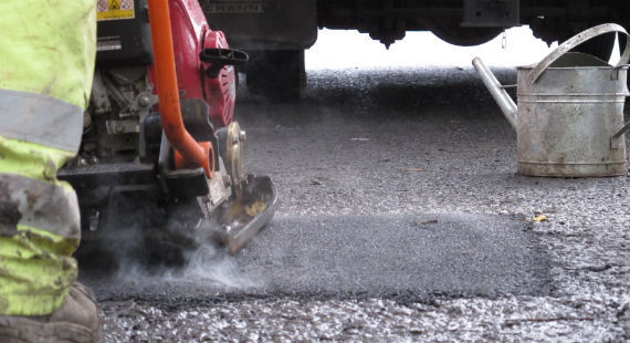 More money will be spent fixing potholes