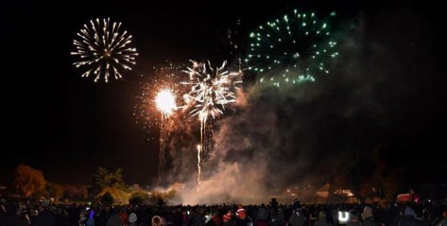 BONFIRE NIGHT 2018: Bonfire and firework events near you
