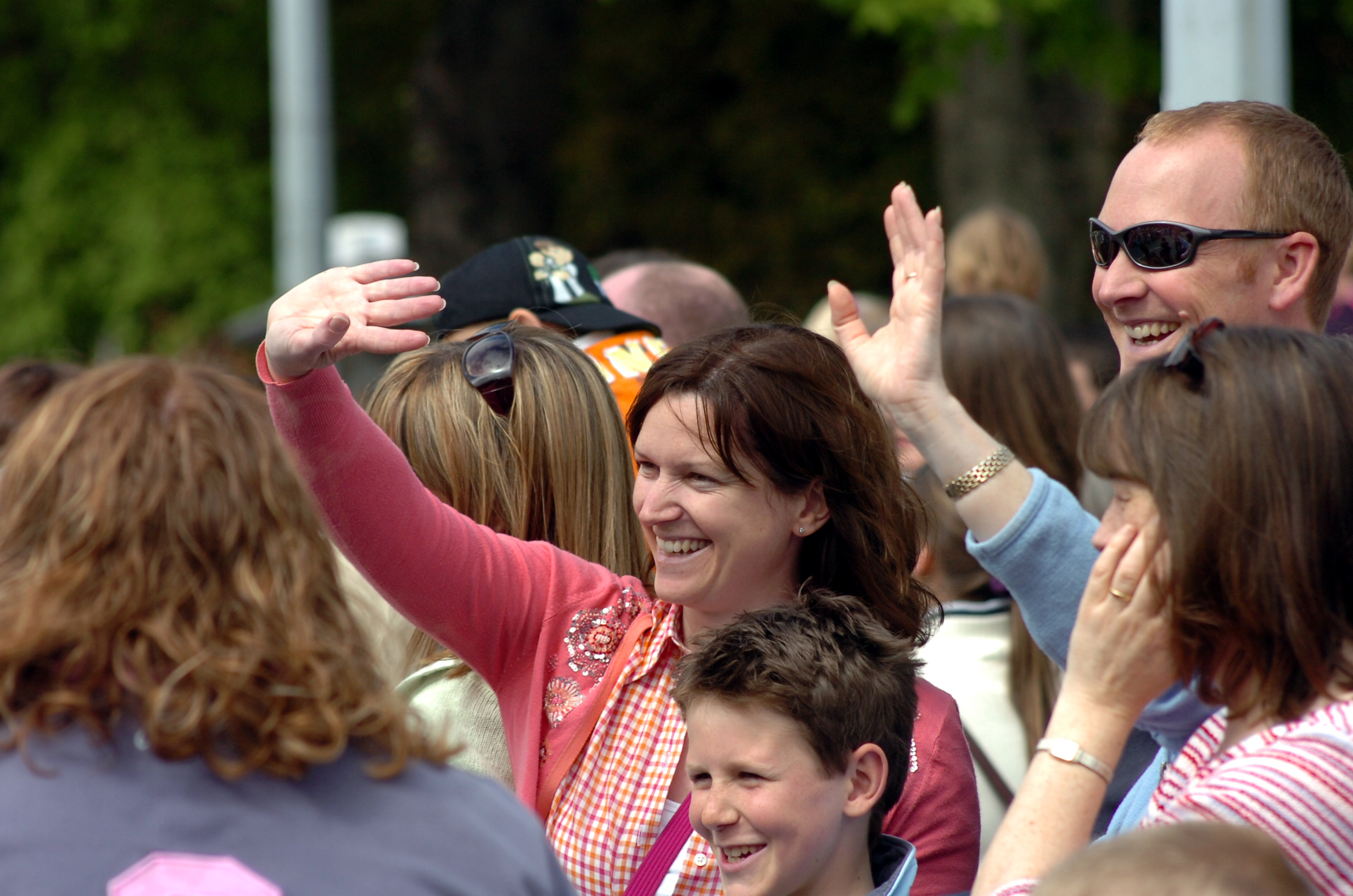VIDEO: Town turns out to see Jasmine crowned 150th Royal May Queen
