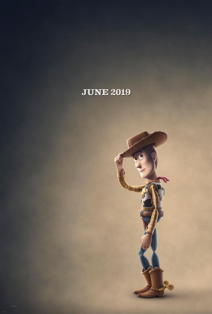 Disney reveal Toy Story 4 trailer. Pic credit: Disney