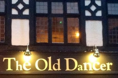 The Old Dancer hosted the meeting