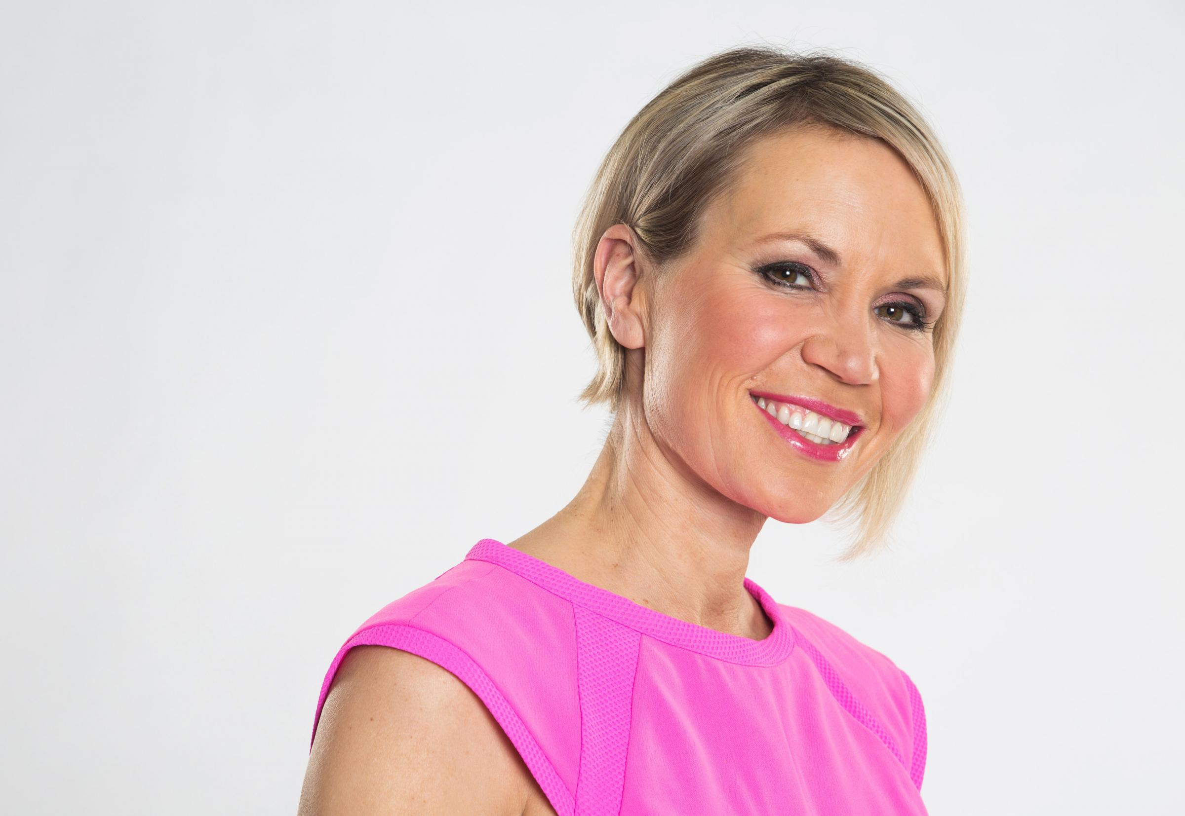Tributes have been paid to BBC weather presenter Dianne Oxberry. Pic credit: PA