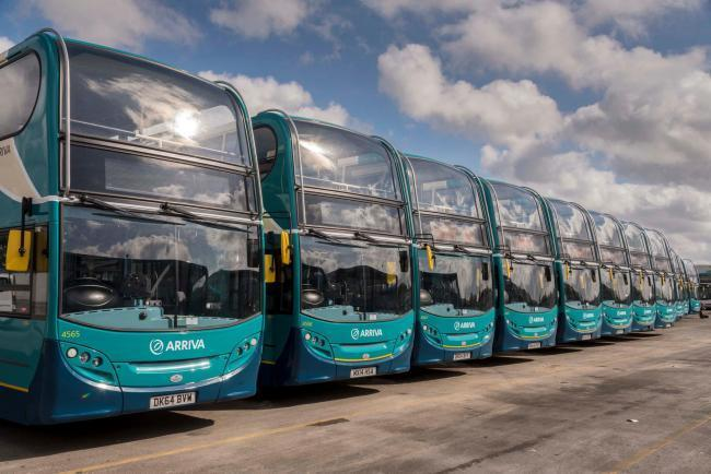 Cuts took place following the council's bus review last year