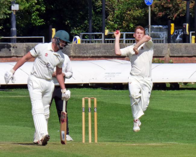 Andrew Jackson and his Toft teammates will hope to make a positive start to a new season in the Vivio Cheshire County League's Premier Division when they travel to Chester Boughton Hall. Picture: Jeff Tenner