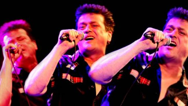 Les McKeown's Bay City Rollers perform at the Parr Hall on Saturday. Visit parrhall.culturewarrington.org