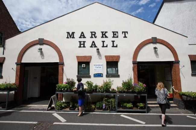 Knutsford Market Hall